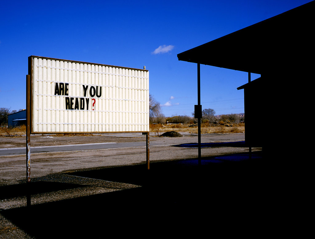 'Are You Ready' New Mexico